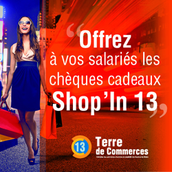 shop'In 13 acueil
