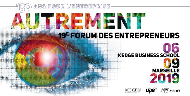Forum des entrepreneurs 2019 - 19e édition